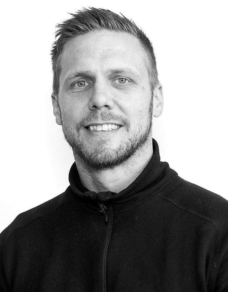 Andreas Thorhard, vvs montör Rörvision AB
