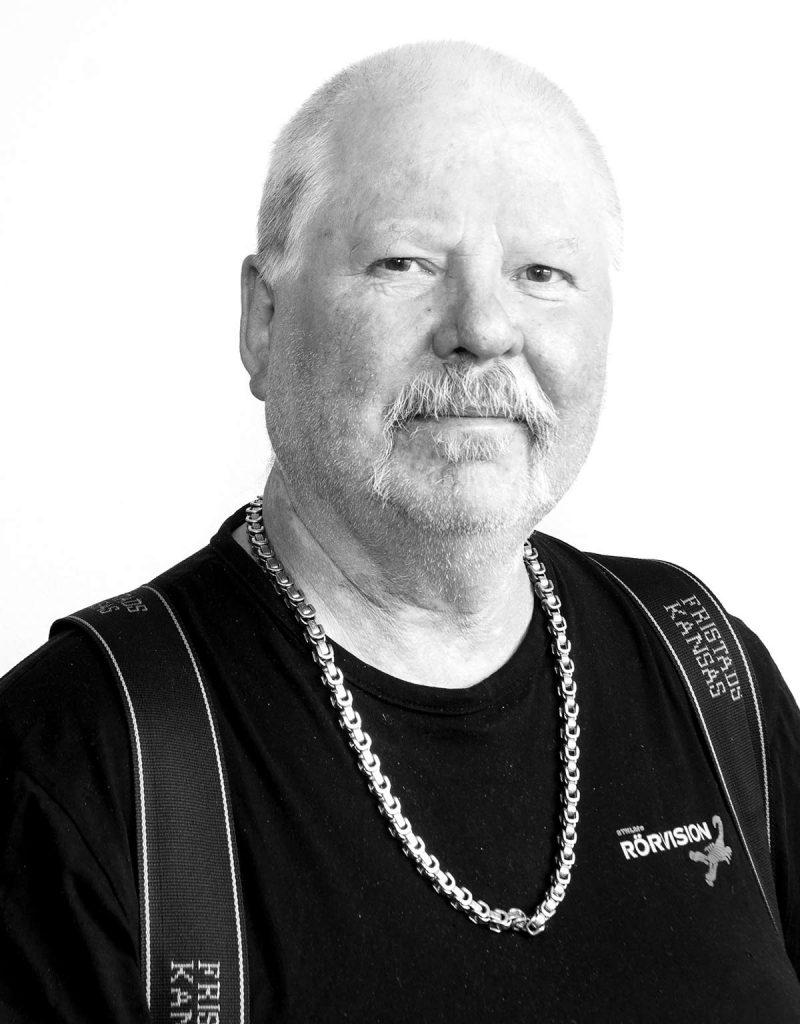 Göran Ekström, Stockholms Rörvision AB