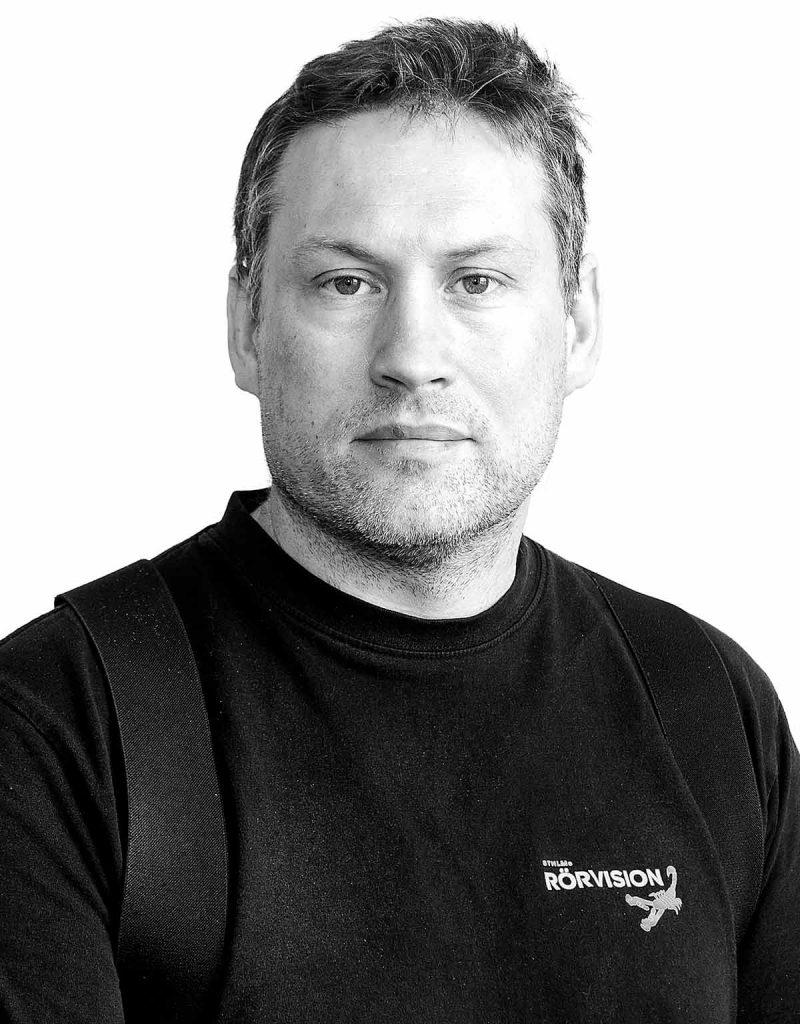 Henrik Collin, Rörvision AB