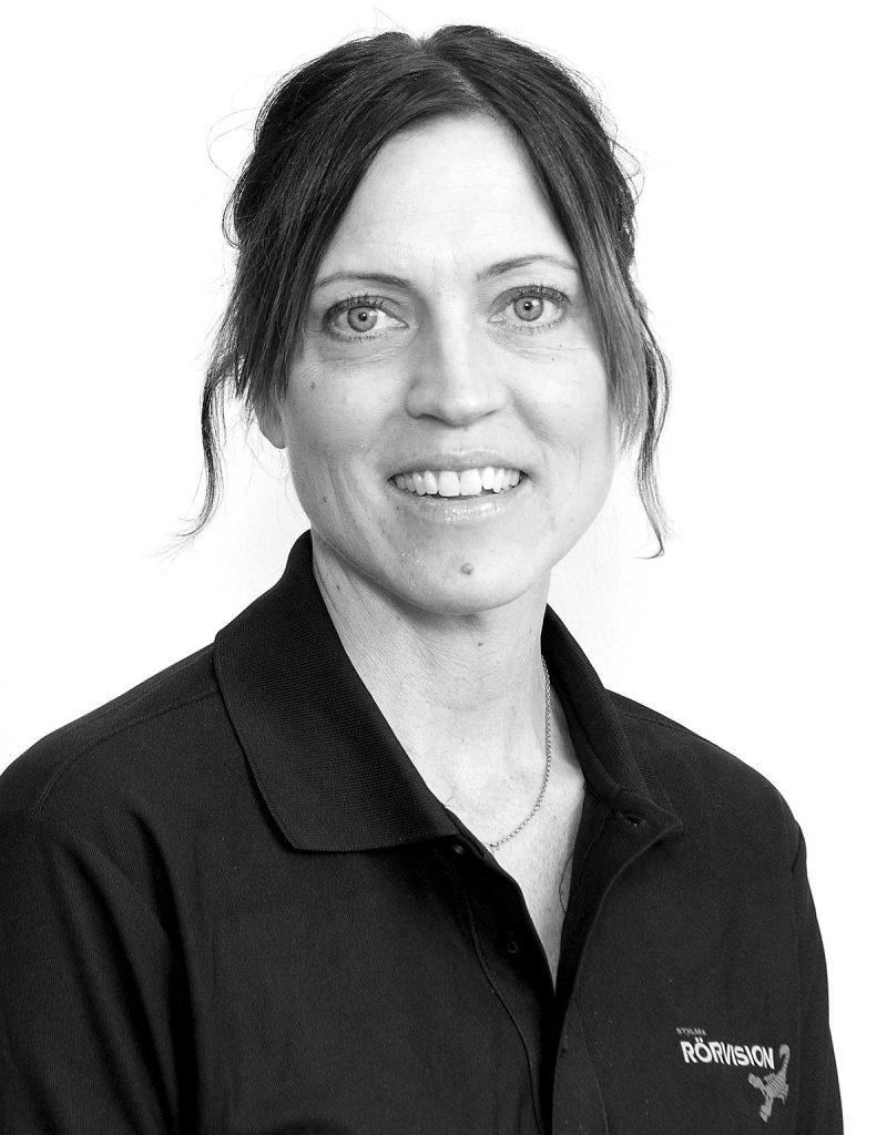 Irene Hjorvard, Stockholms Rörvision