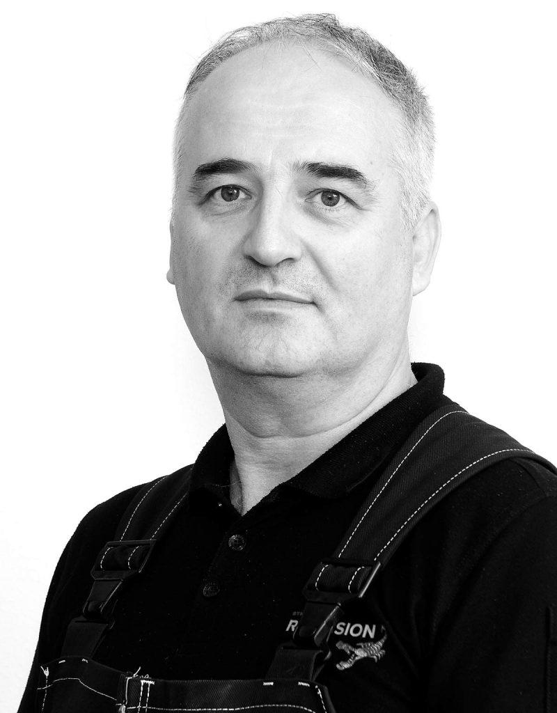 Jugoslav Glisovic, Stockholms Rörvision AB