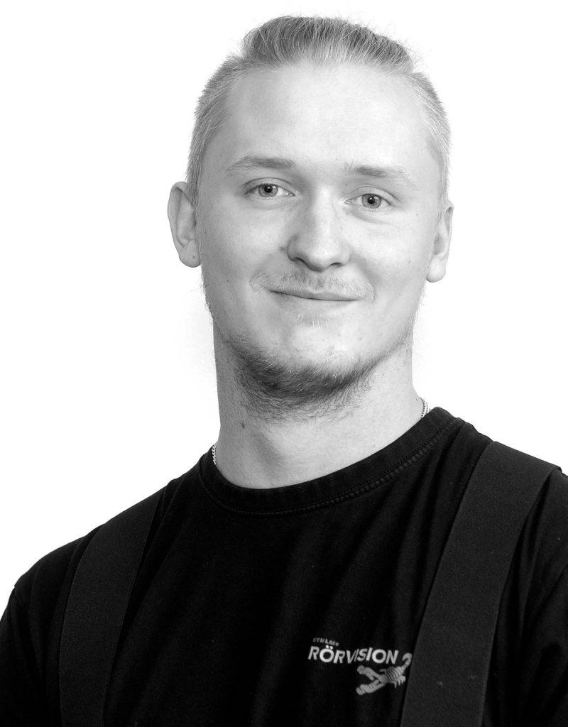 Lukas Hjorvard, Stockholms Rörvision AB