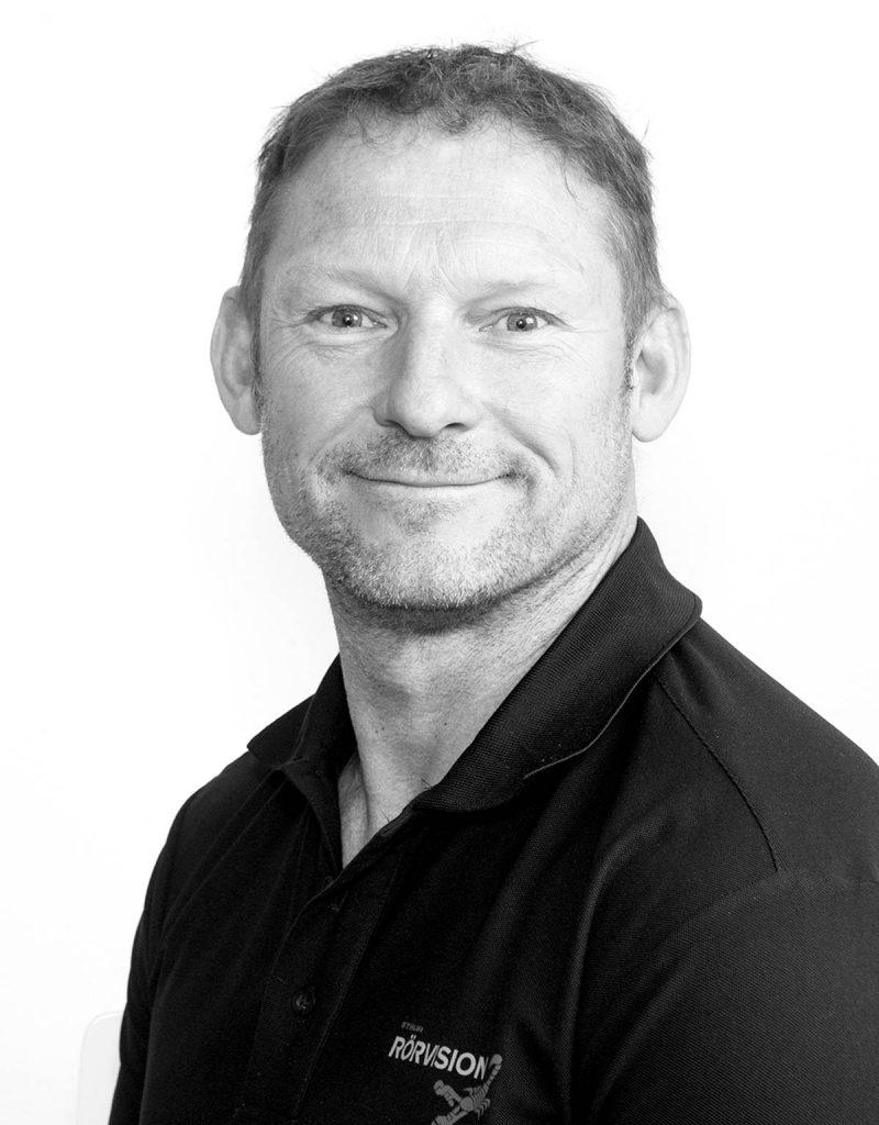 Edvin Hjorvard, Stockholms Rörvision