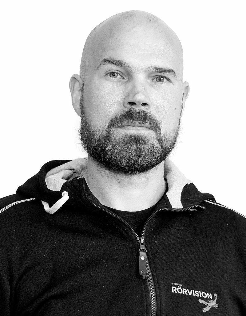 Johan Stenberg, Stockholms Rörvision AB