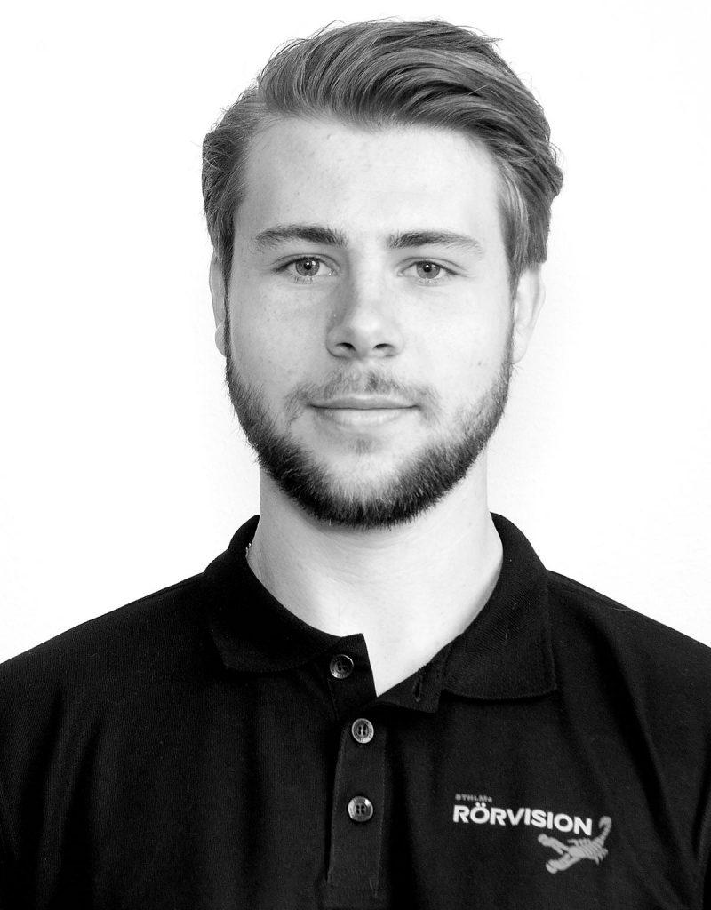 Mattias Sannemo, Stockholms Rörvision AB